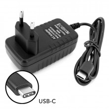 Carregador / Alimentador USB-C 5V 3A - 15W