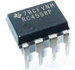 Circuito Integrado RC4558 P