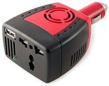Conversor 12V -> 220V 150W (USB)
