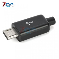 Ficha Micro USB Macho