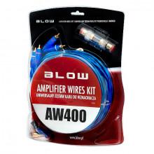 Kit Instalação p/ amplificador e Auto-Rádio até 1200W