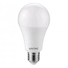 Lâmpada LED E27 18W 3000k 1530lm