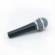 Microfone Dinâmico Profissional Unidirecional sem interruptor DM508 - Master Audio