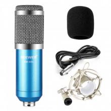 Microfone para estúdio de gravação profissional