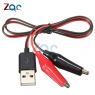 Pinças Adaptadoras de alimentação USB