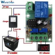Placa de controlo de carga da bateria 12V Inteligente