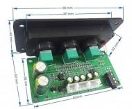 Pré-Amplificador de encastrar 2.1