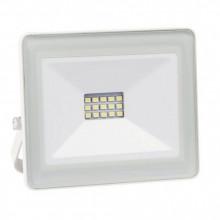 Projector LED Slim IP65 220VAC Branco 4000K 10W 700Lm (Branco)