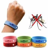 Pulseira anti mosquito