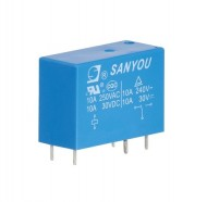 Relé SPDT 24VDC SMI-S-124L-01
