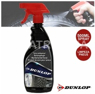 SPRAY DE 500ML LIMPEZA PNEUS DUNLOP
