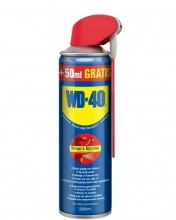 Spray Multiusos Dupla Acção 500ml + 50ml OFERTA - WD-40