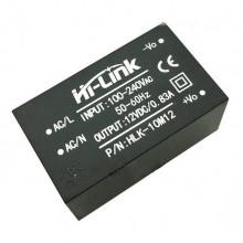 Transformador AC/DC encapsulado mini - 220V / 12V 0.83A - 10W