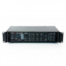 Amplificador de Linha 60W RMS - Misturador PA c/ Leitor MP3 e Bluetooth