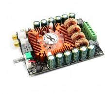 Amplificador digital 2.0 alta fidelidade estéreo 160w x 2