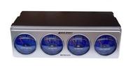 Áudio Car Sonometro temperatura e bateria