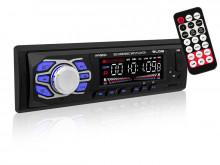Auto Rádio RDS MP3 4x 45W com FM/MMC/SD/USB/AUX/BLUETOOTH + Comando - BLOW