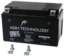 Bateria AGM p/ Mota 12V 8,6Ah
