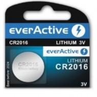 Bateria de lítio CR2016