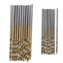 Brocas para Metal HSS 1 / 1.5 / 2 / 2.5 / 3 mm