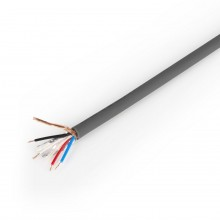 Cabo Audio 4 condutores (4x 0,12 mm²) - SWEEX (metro)