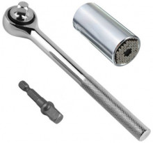 Chave Universal Multifunções (7 ~ 19mm) - ProFTC