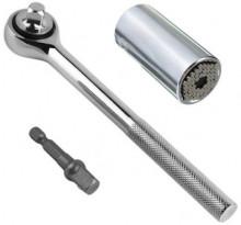 Chave Universal Multifunções (7 ~ 19mm)