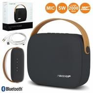 Coluna Bluetooth Portátil 5W USB/SD/FM/AUX/BAT/MIC