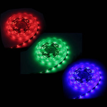 Fita 150 LEDs SMD5050 Flexivel RGB 12V - 5 mts
