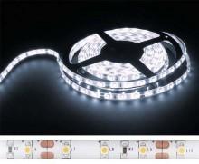 Fita 300 LEDs SMD5050 IP20 Branco F. 6000K 24V 1800Lm - 5 mts