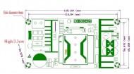 Fonte de alimentação (módulo) 36V 7.7 Amperes 280W