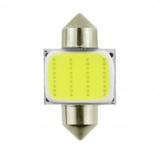 Lâmpada Led 31mm Festoon 12V LED