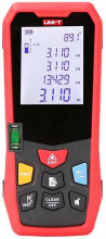 "Medidor de Distâncias a Laser 2"" (120 mts) - UNI-T"