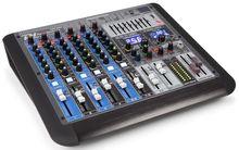 Mesa de Mistura Profissional 8 Canais c/ USB/MP3/BLUETOOTH (PDM-S804) - Power Dynamics