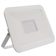 Projector LED Slim IP65 Branco Quente 3000K 20W (Branco)