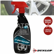 SPRAY DE 500ML LIMPEZA JANTES DUNLOP