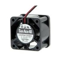 Ventilador mini 40x40mm 12V 0.19A