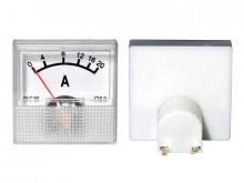 Amperimetro Painel 20A DC (40x40mm)