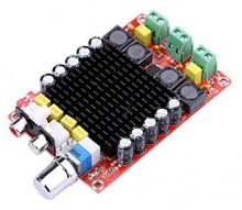 Amplificador Hi-Fi Classe D 200+200 W