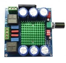 Amplificador modulo Stereo 2X220W RMS Ponte 440W RMS