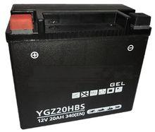 Bateria GEL p/ Mota 12V 20Ah