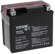 Bateria PB p/ Mota 12V 4Ah - VIPOW