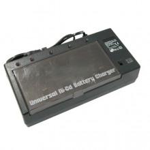 Carregador de Pilhas Ni-CD Automático Completo (AA, AAA, C, D e 9V)