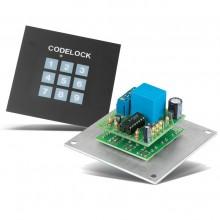 Chave Eletrónica Codificada - Kit para Montar