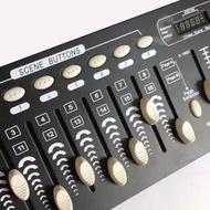 Controlador DMX 192 Canais