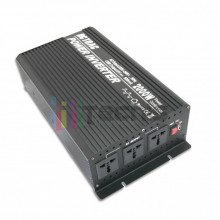 Conversor 12V -> 220V 2000W USB