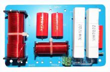 Crossover 2 vias 400W RMS com Lâmpada de Proteção WINFORD