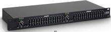 Equalizador gráfico 2X15 bandas estéreo hi-fi