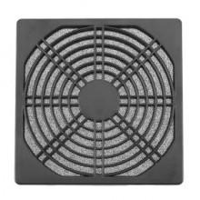 Grelha PVC c/ Filtro p/ Ventilador 120 x 120mm