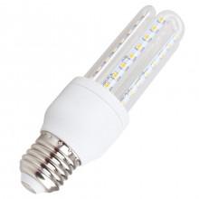 Lampada LED E27 B5 T3 3U 220V 9W Branco F. 6000K